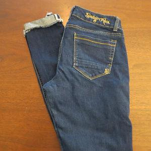 Indigo Rein  9 Juniors Forever Cut Off Jeans